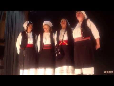 Ženska pevačka grupa BANIJA Beograd : Oj, Uno vodo ...