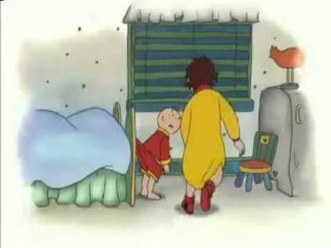 Caillou is Afraid of the Dark; Caillou's Friends