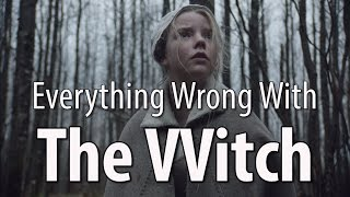 Nonton Everything Wrong With The Witch In 12 MInutes Or Less Film Subtitle Indonesia Streaming Movie Download