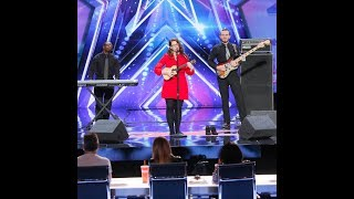 Who else fell in love with Mandy Harvey from America's Got Talent?The hottest celebrity gossip, entertainment news, and pop culture video!  Our POPSUGAR hosts bring you the latest celebrity updates, exclusive celebrity interviews, fun TV recaps and movie reviews, and pop culture mashups.  We are huge fans of everyone from Beyonce and Angelina Jolie to Harry Styles and Jennifer Lawrence (and, of course, Ryan Gosling).Subscribe to POPSUGAR!http://www.youtube.com/subscription_center?add_user=popsugartv Check out the rest of the channel:https://www.youtube.com/user/PopSugarTV