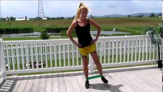 5 Resistance Band Loop Exercises - YouTube