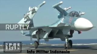 Sukhoi fighter jet prowess