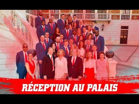 Réception au Palais