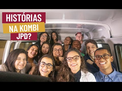 Histórias na Kombi: JPD? // Se liga no Sinal