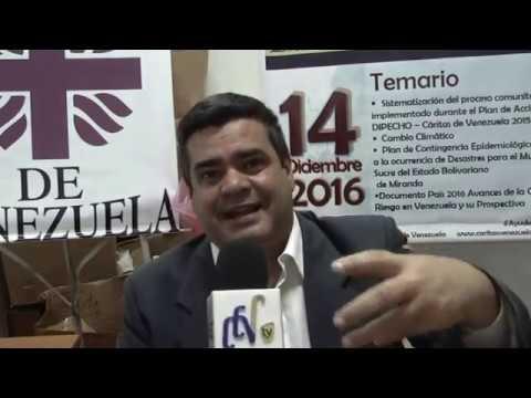 Entrevista a Elvy Monzant Secretario Ejecutivo del DEJUSOL