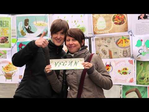 Vegan Street Day 2013 Stuttgart [HD]