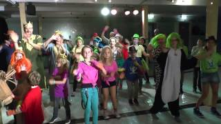 Celebration Lipdub Betovering 2014  - maandaggroep