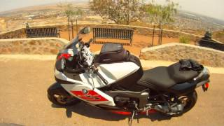 2. 2013 BMW K1300S 30 YEAR ANNIVERSARY EDITION.... STANDING REVIEW.