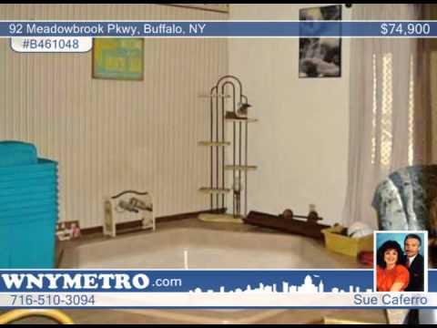 92 Meadowbrook Pkwy  Buffalo, NY Homes for Sale | wnymetro.com