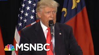 Lawrence's Last Word: President Donald Trump Threats? | The Last Word | MSNBC