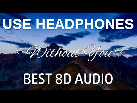 Avicii - Without You Ft. Sandro Cavazza (BEST 8D AUDIO) 🎧