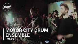 Motor City Drum Ensemble - Live @ Boiler Room London 2013