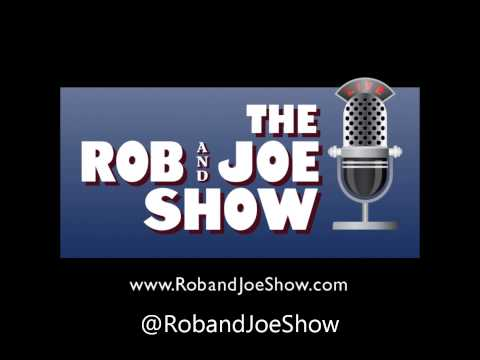 Rob and Joe Show - Episode 134 - Black Comic's Stage Names