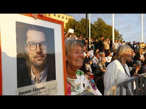 Σουηδία: Στις κάλπες προσέρχονται οι πολίτες για τις βουλευτικές εκλογές…