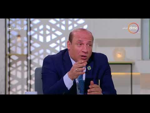 الدكتور عماد الدين محمود نائب رئيس المجلس العربي الافريقي للتكامل والتنمية في لقاء مهم.