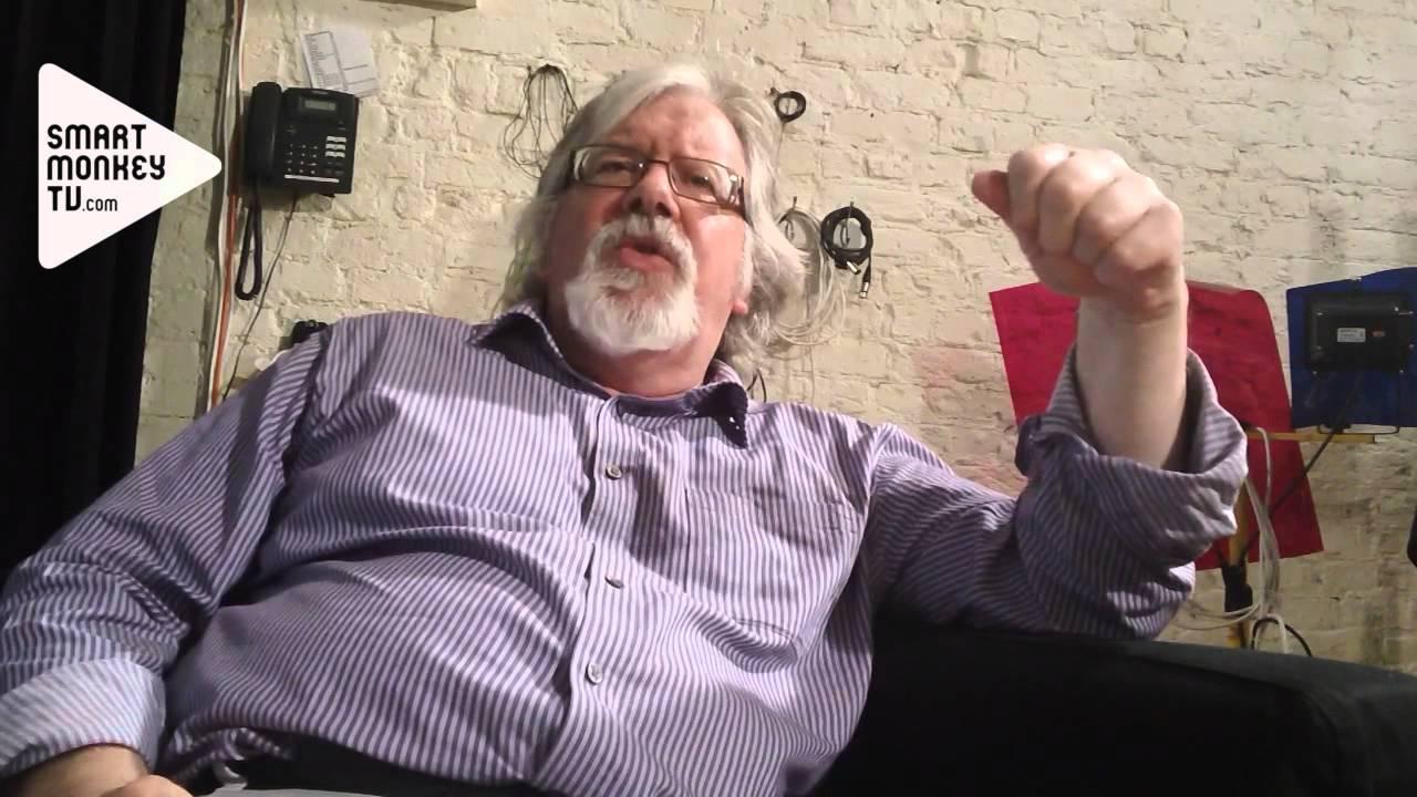 David Hyndman, NvTV on Belfast's local TV channel