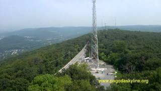 Wm Penn Memorial Fire Tower Camera 1 Timelapse August 17