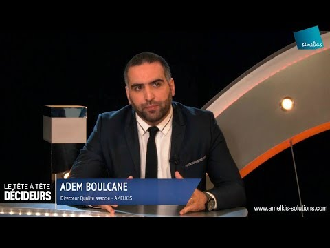 Adem Boulcane Associé Amelkis sur BFM