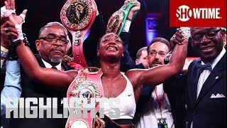 Shields vs. Hammer: Highlights | SHOWTIME Boxing: Special Edition