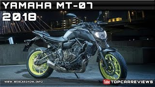 6. 2018 YAMAHA MT-07 Review Rendered Price Specs Release Date