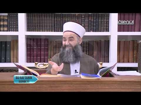 Cübbeli Ahmet Hocaefendi'nin 10 Kasım 2016  Tarihli  Bu Haftanın  Sohbeti  Lâlegül Tv
