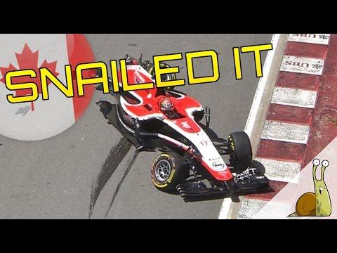 F1 2013 Career: Snailed It #3 – Canadian GP