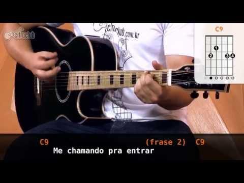 Casa do Pai - Thalles Roberto (aula de viol�o completa)
