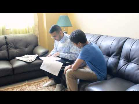 Zaid Ali T Asking Brown Parents for help on Homework Funny Videos