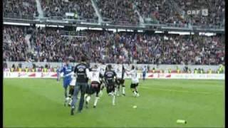 Sturm feiert vierten Cup-Sieg (2010)