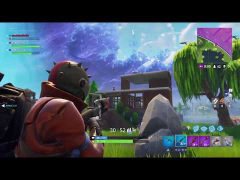 AN ERROR HAS OCCURRED!!?.....Fortnite Live #34 Again