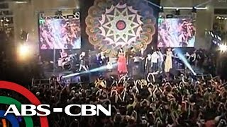 ABS-CBN's countdown to 2015