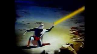 Tegnefilm - Supermand redder verden  -