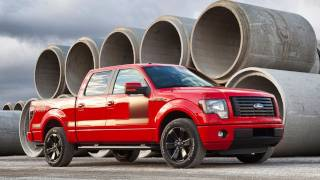 Ford F-150 Wins 2012 Motor Trend Truck Of The Year!