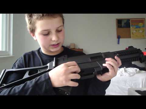 ump45 - I review the new airsoft gun i got. For those of you that wonder where I got it, i got it off of evike.com but they do not have it any longer. Here is the li...