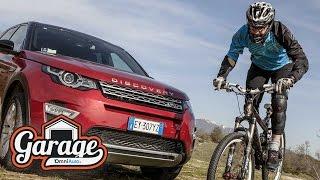 Land Rover Discovery Sport, la prova di Andrea, quella sportiva - Video Test
