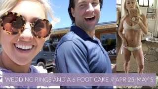 WEDDING OVERLOADDDD!!! Come behind the scened of our cake tasting and planning our 6 foot wedding cake as well as picking our bands. I also do a bikini haul, Kyle gives a speech, we have an anniversary dinner and so much more! Hope you LOVE it! Please thumbs up and subscribe!!Product Links:Sunglasses: http://rstyle.me/n/cne5hrbyr9pBlack Dress: http://rstyle.me/n/cne5ikbyr9pDroplet Necklace: http://rstyle.me/n/cj4vkmbyr9pEarrings: @ladybirdjewelryNude Sandals: http://rstyle.me/n/cmhyg3byr9pSilver Jacket: http://rstyle.me/n/cmz8dbbyr9pWhite Lace Shirt: http://rstyle.me/n/cmz8dzbyr9pBag: http://rstyle.me/n/cmz8eubyr9pSequin Blazer: http://rstyle.me/n/cmz8dbbyr9pCake: http://www.dessertdesignsbyleland.comRing: http://www.groganjewelers.comGreen Dress: Cushnie Et Ochs - sold outWorkout Top: http://rstyle.me/n/cm5zhcbyr9pFrom: https://www.wantable.comMy Links:Blog: http://malloryervin.comInstagram: @malloryervinSnapchat: malloryervinTwitter: @malloryervinFacebook: @TheOfficialMalloryErvin and @malloryervinPinterest: malloryervinKyles Instagram: @kyledimeolaJen's Instagram: @the_jen_of_all_tradesHugh's Instagram: @hughhowserKay and Elle's Instagram: @kayandelle
