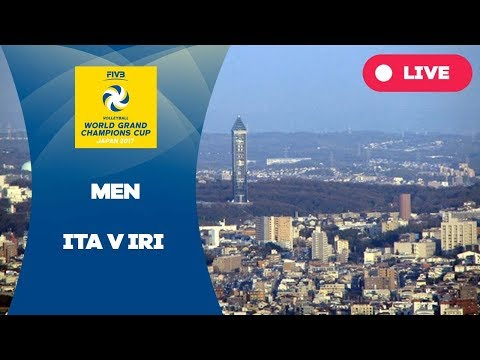 ITA v IRI - 2017 Men's World Grand Champions Cup