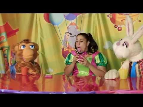 צפצולה - צ'פצ'ולה וחברים מדגדגים - סדרה מצחיקה וצבעונית לקטנטנים לצפייה ישירה. צ'פצ'ולה הקומיקאית של הילדים פוגשת בפיה מצחיקולה אשר מעניקה לה זר...