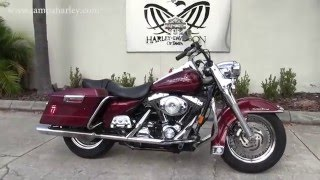 10. Used 2007 Harley Davidson FLHR Road King