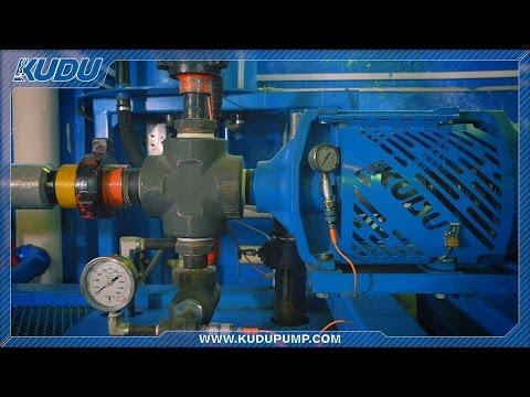 Презентация завода по производству винтовых скважинных насосов Kudu Industries Kazakhstan