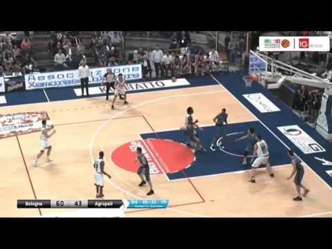 Fortitudo, gli highlights del match Gara 4 contro Agropoli