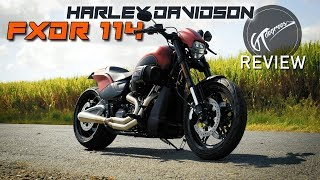 2. Harley Davidson FXDR 114 review
