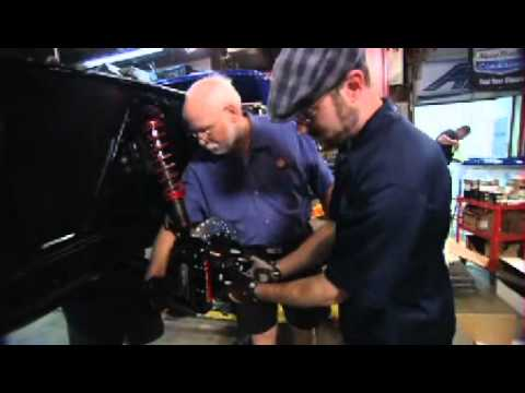 Building the Baddest Boss: '69 Mustang | Hot Rod TV and AutoTrader Classics