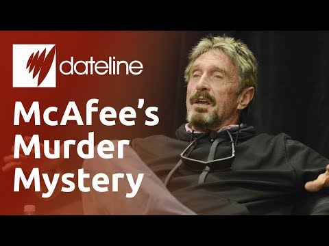 The Crazy Life Of Millionaire John Mcafee