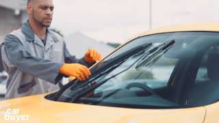 How to replace wiper blades (sponsored) by Carbuyer