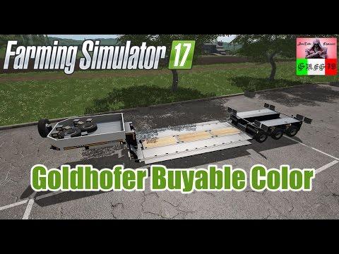 GoldhoferBuyableColor v1.5