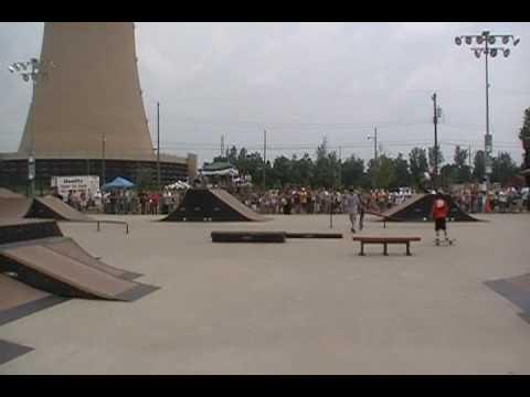 michigan city skate park