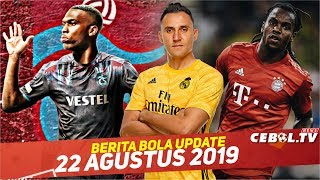 Video Sturridge  Gabung Trabzonpor 🔴 Lille Siap Tampung Renato Sanches  🔴 PSG Ingin Gaet Keylor Navas MP3, 3GP, MP4, WEBM, AVI, FLV September 2019