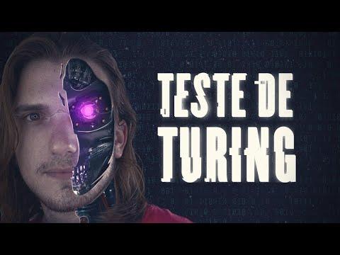 Você Consegue Passar no Teste de Turing?