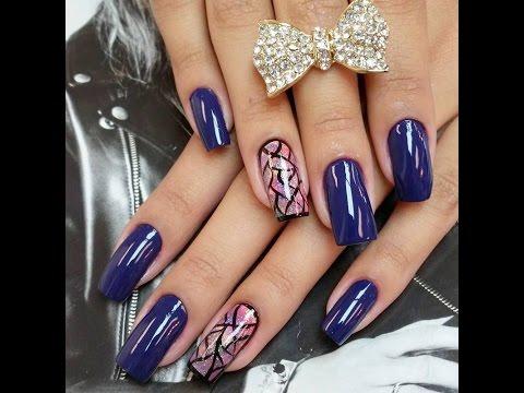 nail art - mosaico